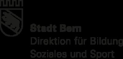 Logo Stadt Bern Bildungund Soziales